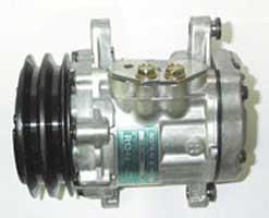 Sanden Compressor: Compressor Sd 7b10 trapezoid with 2 grooves
