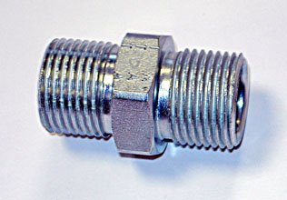 Beadlock Fittings:  Male Insert O'ring