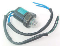 Male trinary pressure switch